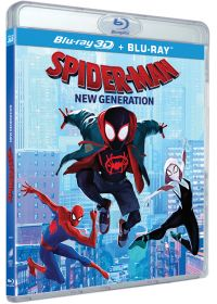 Spider-Man : New Generation (Combo Blu-ray 3D + Blu-ray 2D) - Blu-ray 3D