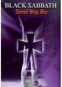 Black Sabbath - Never Say Die - DVD