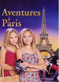 Aventures à Paris - DVD