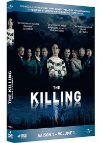 The Killing - Saison 1 - Vol. 1 - DVD