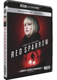 Red Sparrow - Le Moineau Rouge (4K Ultra HD + Blu-ray) - 4K UHD