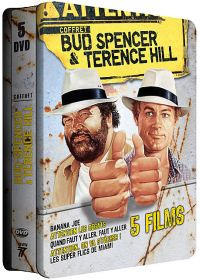 Bud Spencer & Terence Hill - Coffret 5 films (Pack) - DVD