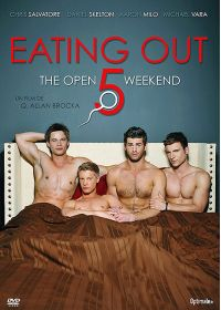 Eating Out 5 : The Open Weekend - DVD
