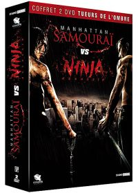 Coffret Tueurs de l'ombre : Manhattan Samouraï + Ninja Assassin (Pack) - DVD