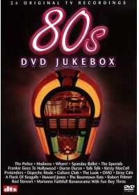 80s DVD Jukebox - DVD