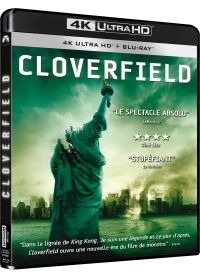 Cloverfield (4K Ultra HD + Blu-ray) - 4K UHD