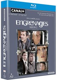 Engrenages - Saison 2 - Blu-ray