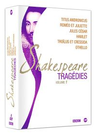 Shakespeare - Tragédies Volume 1 (Pack) - DVD