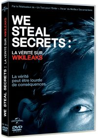 We Steal Secrets : La vérité sur WikiLeaks - DVD