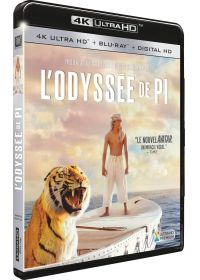 L'Odyssée de Pi (4K Ultra HD + Blu-ray + Digital HD) - Blu-ray 4K