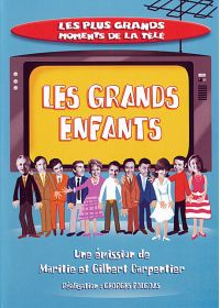 Les Plus grands moments de la télé - Les grands enfants - DVD