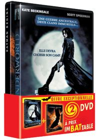 Batman Begins + Underworld (Pack) - DVD