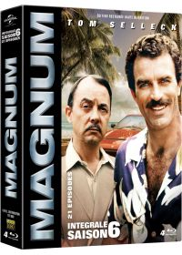 Magnum - Saison 6 (Version Restaurée) - Blu-ray