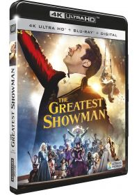 The Greatest Showman (4K Ultra HD + Blu-ray + Digital HD) - 4K UHD