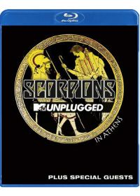 Scorpions : MTV Unplugged Live in Athens - Blu-ray