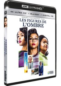 Les Figures de l'ombre (4K Ultra HD + Blu-ray + Digital HD) - 4K UHD