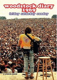 Woodstock Diary 1969 : Friday Saturday Sunday - DVD