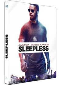 Sleepless (Blu-ray + Copie digitale - Édition boîtier SteelBook) - Blu-ray