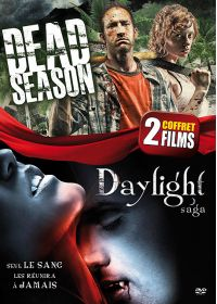 Dead Season + Daylight Saga (Pack) - DVD