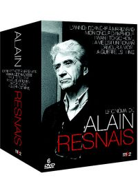 Alain Resnais - Coffret 6 films (Pack) - DVD