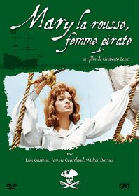 Mary la rousse, femme pirate - DVD