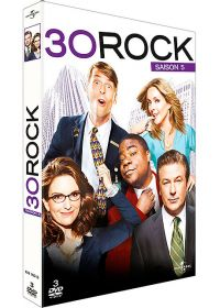 30 Rock - Saison 5 - DVD