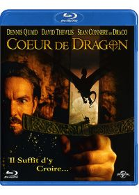 Coeur de dragon - Blu-ray