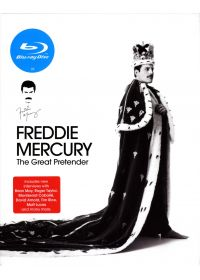 Freddie Mercury : The Great Pretender - Blu-ray