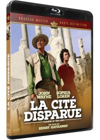 La Cité disparue - Blu-ray