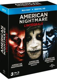 American Nightmare - L'intégrale (Blu-ray + Digital HD) - Blu-ray