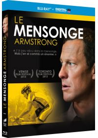 Le Mensonge Armstrong (Blu-ray + Copie digitale) - Blu-ray