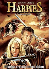 Stan Lee's Harpies - DVD