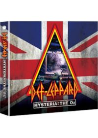 Def Leppard - Hysteria at the O2 (Blu-ray + CD) - Blu-ray