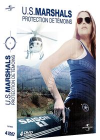 U.S. Marshals, protection de témoins - Saison 1 - DVD