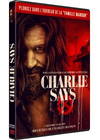 Charlie Says - DVD