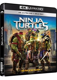 Ninja Turtles (4K Ultra HD + Blu-ray) - 4K UHD