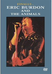 Finally... Eric Burdon & The Animals - DVD
