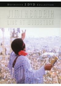Jimi Hendrix - Live At Woodstock (Definitive Edition - Edition limitée) - DVD