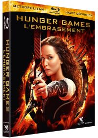 Hunger Games 2 : L'embrasement - Blu-ray