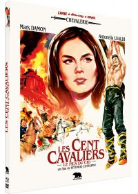 Les Cent cavaliers (Édition Collector Blu-ray + DVD + Livre) - Blu-ray