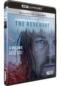 The Revenant (4K Ultra HD + Blu-ray) - 4K UHD