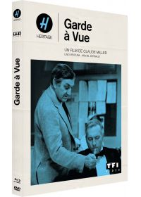 Garde à vue (Édition Digibook Collector Blu-ray + DVD + Livret) - Blu-ray
