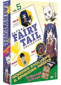 Fairy Tail Collection - Vol. 5 - DVD