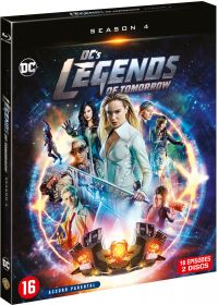 DC's Legends of Tomorrow - Saison 4 - Blu-ray