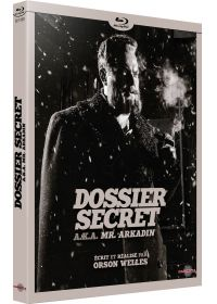 Dossier secret a.k.a. Mr Arkadin - Blu-ray