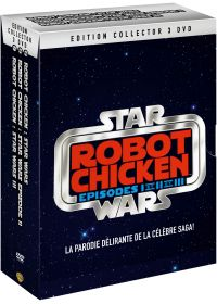 Robot Chicken - Star Wars - Episodes I et II et III - DVD