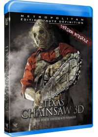 Texas Chainsaw (Version intégrale) - Blu-ray