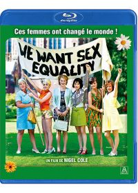 We Want Sex Equality - Blu-ray