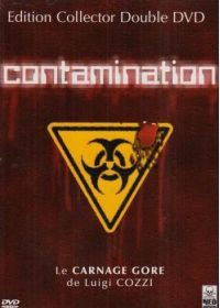 Contamination (Édition Collector) - DVD