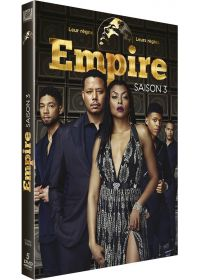 Empire - Saison 3 - DVD